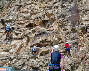 Outdoor Rock Climbing, 2 Hours - Kangaroo Point, Brisbane