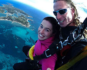Tandem Skydive Over Rottnest Island, 10,000ft - Perth