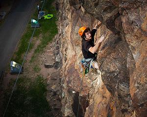Night Rock Climbing Session, 3 Hours - Kangaroo Point, Brisbane