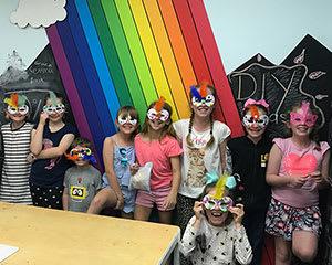 Kids School Holiday Art Workshop, 2 Hours – Gold Coast
