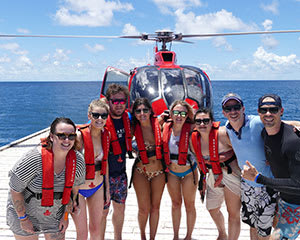 Great Barrier Reef Full Day Dive & Snorkel Cruise with Helicopter Flight - Cairns