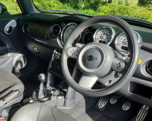 Drive a Mini Cooper S, 5 Lap Drive - Symmons Plains Raceway