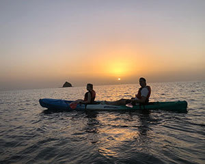 Sunrise Kayak Tour - Great Barrier Reef, Departing Cairns