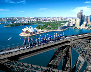 Sydney Harbour Bridge Climb - Daytime INCLUDES FREE FRAMED PHOTO