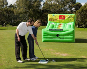Private Golf Lesson with a PGA Pro and Green Fee - Campbelltown, Adelaide