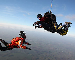 Tandem Skydive with Video Package - 14,000ft – Hunter Valley