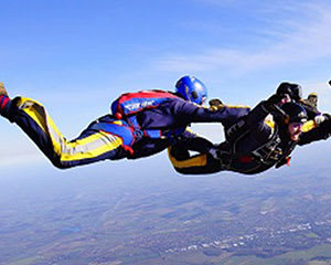 Solo Skydive with Training and Jump from 14,000ft – Hunter Valley