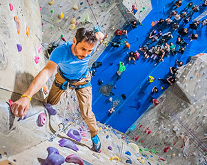 Indoor Climbing Gym Entry - Melbourne - For 4