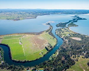Scenic Helicopter Flight, 20 Minutes - Lakes Entrance, Gippsland - For 2