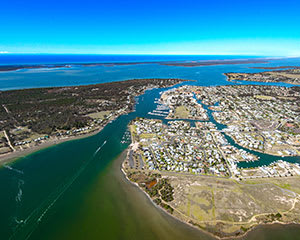 Scenic Helicopter Flight, 42 Minutes - Lakes Entrance, Gippsland - For 2