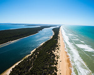 Scenic Helicopter Flight, 30 Minutes - Lakes Entrance, Gippsland - For 2