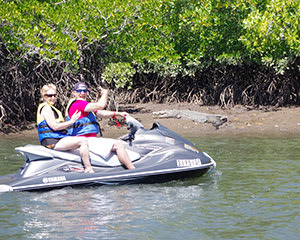Crocodile Spotting Guided Jet Ski Tour, 1 Hour - Cairns - For 2