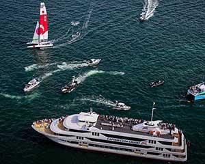 Sydney SailGP 2020 Race Spectator Boat, 1 Day Pass - Sydney