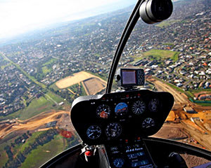 Scenic Helicopter Flight, 10 Minutes - For 2 - Geelong