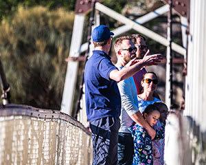 Cataract Gorge Walking Tour with Lunch - Launceston, TAS