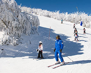 Lake Mountain Snow Resort Day Tour - Departs Melbourne