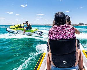 Jet Ski Hire, 1 Hour - Geraldton, Western Australia