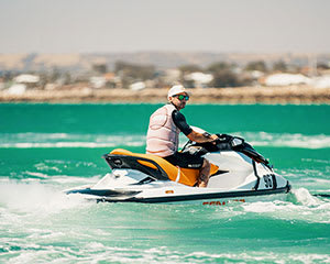 Jet Ski, Wakeboard, Tubing, SUP and More, Day Pass - Geraldton, WA