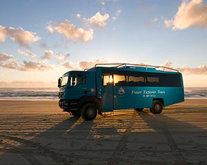 Fraser Island Explorer Tour with Lunch - Departs Hervey Bay, Queensland