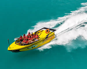 Jet Boat Thrill Ride, 30 Minutes - Airlie Beach