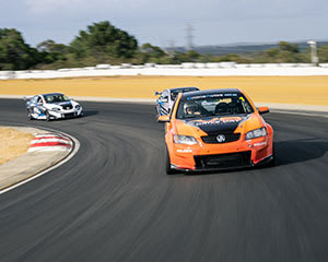 V8 Sedan or Ute Drive and Ride 10 Lap Combo, For 2 - Barbagallo, Perth