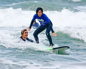 Private Surf Lesson, 1.5 Hours - Coolum, Sunshine Coast - For 2