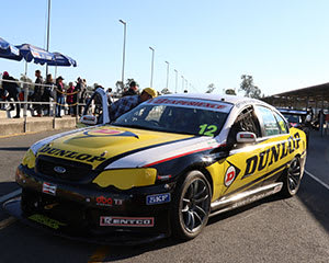 V8 Race Car 9 Lap Drive, Weekends - Queensland Raceway