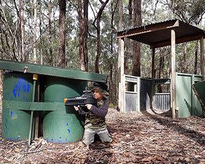 Laser Tag Game For Kids - Mt Crosby or Samford, Brisbane - For 10