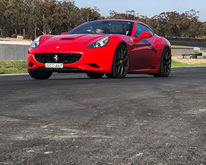 Luxury Ferrari Drive and Dine for 2 - Sydney