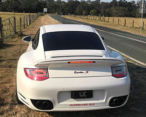 Drive a Porsche 997 Twin Turbo S, 1 Hour, For 2 - Gold Coast