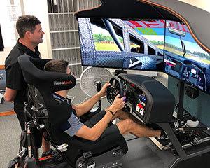 Race Car Simulator Experience, 1 Hour - Gold Coast