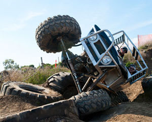 Extreme 4X4 Taster Drive - WEEKDAY SPECIAL - Avalon Raceway
