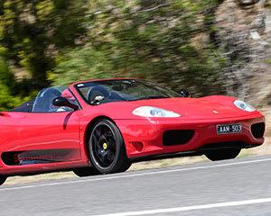 Ferrari Drive Mornington Peninsula - 30 Minutes - SPECIAL OFFER