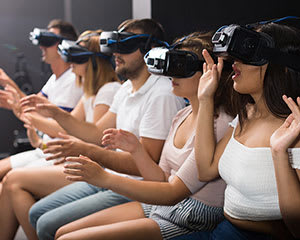 Virtual Reality Escape Room Game For 3, 1 Hour - Melbourne