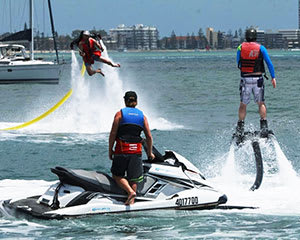 Flyboard Lesson, 15 Minutes - Gold Coast