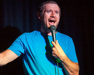 Live Online Stand Up Comedy Show, 2 Hours