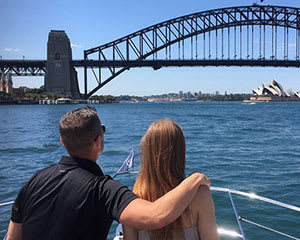 Sydney Harbour Morning Cruise With Morning Tea - For 2