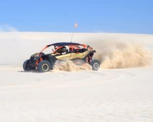 Dune Buggy Adrenaline Tour, 20 Minutes – Lancelin Sand Dunes