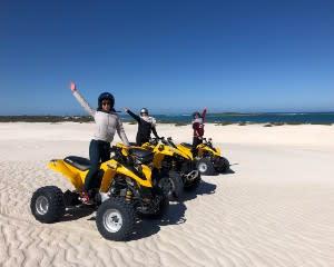 Dune Buggy & Quad Bike Tour, 30 Minutes – Lancelin Sand Dunes