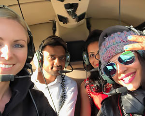 Private Scenic Helicopter Flight, 20 Minutes - Barossa Valley - For 3