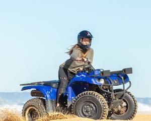 Quad Biking Sand Dune Safari, Weekends - Port Stephens, Stockton Sand Dunes