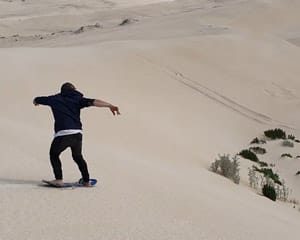 Sandboard Hire, 3 Hours - Lancelin