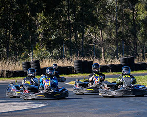 13HP Karting Experience, 30 Minutes – Eastern Creek, Sydney