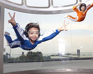 iFLY Indoor Skydiving, 2 Flights – Queenstown