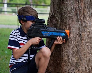 Home Delivered Laser Tag – Play Battle Royale – Greater Brisbane – For 8