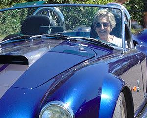 Vintage Car2000 AC Cobra Full Day Hire – Sydney