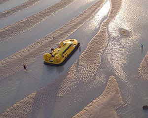 Hovercraft Prehistoric Boat Tour, 3 Hours - Broome