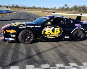 V8 Mustang Race Car 5 Lap Drive - Eastern Creek, Sydney