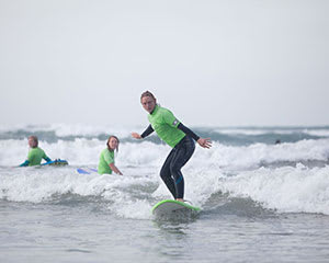Surf Lesson, 2 Hours - Moana Beach, Adelaide