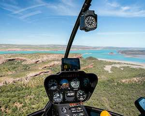 Private Heli Fishing Adventure, 5 Hours - Broome - For 2